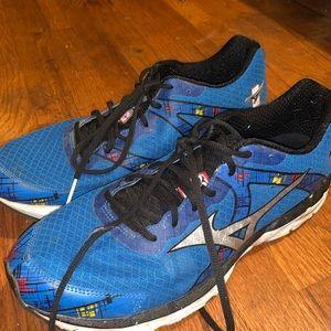 Mizuno shoes